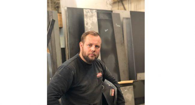 Julian Girke - Metallbaumeister -