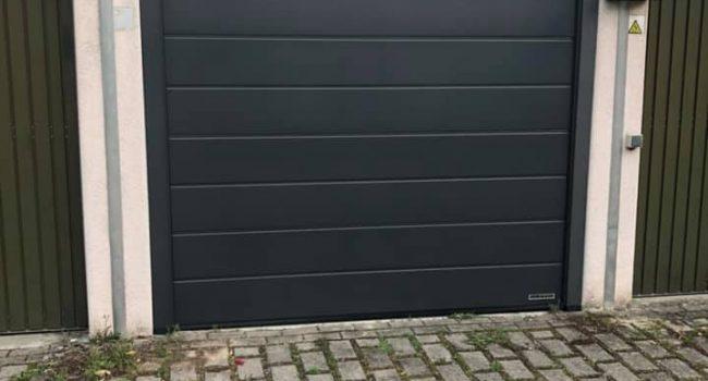 Erneuerung Garagensectionaltor